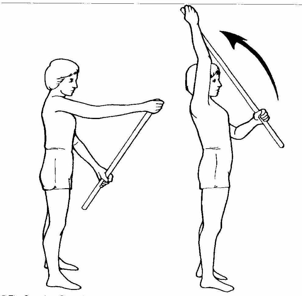 Anterior Deltoid Stretch Anterior Shoulder Stretch